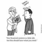 Old financial system