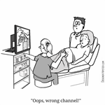 Oops, wrong channel